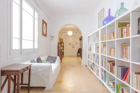 18 m2 room amazing flat Born-centre - Barcelona - Apartment