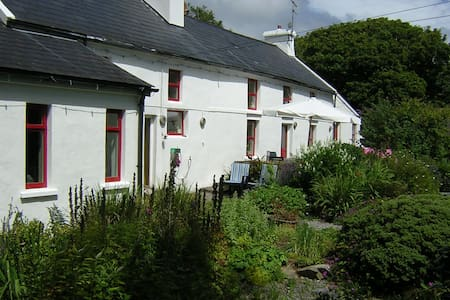 A Peaceful West Cork Farmhouse