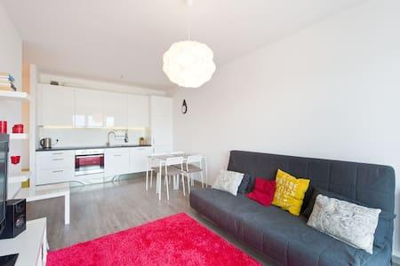 Słoneczne, nowe mieszkanie - Wohnung