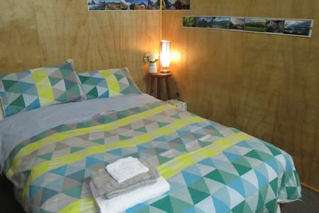 Cosy self-contained unit - Te Anau - Huis