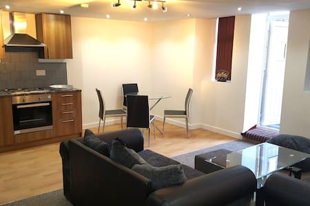 Heart of Central Manchester -All facilities nearby - Manchester - Apartamento