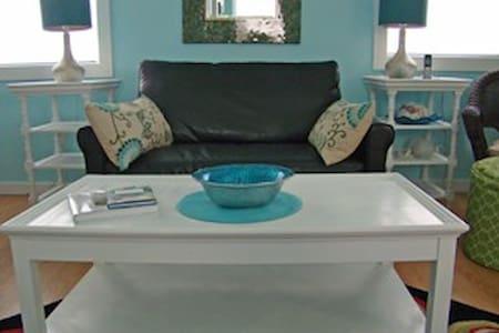 Sea Glass Apartment in Lincolnville - Byt