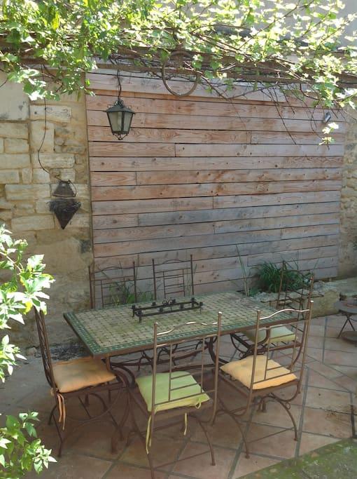 Montpellier Maison et jardin cosy