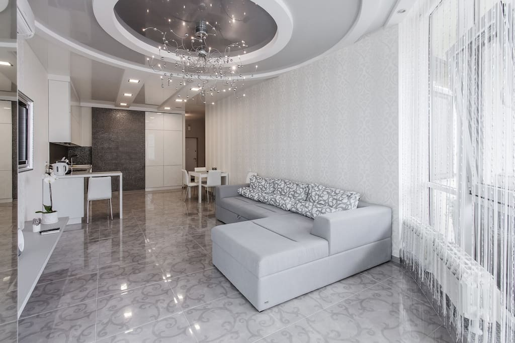 LUXURY APARTMENT IN ODESSA (ARCADIA