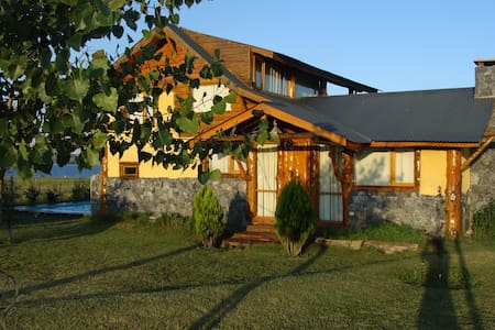 Cabaña muy cerca de Villa Gral Belgrano - Los Reartes