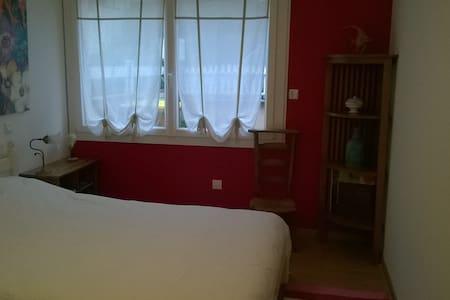 chambre calme, proche mer et centre ville - Saint-Brieuc - Domek gościnny