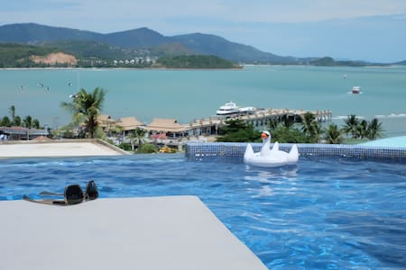 Sunset Pool Villa at Pier, Center of main facility - Bo phut - Villa