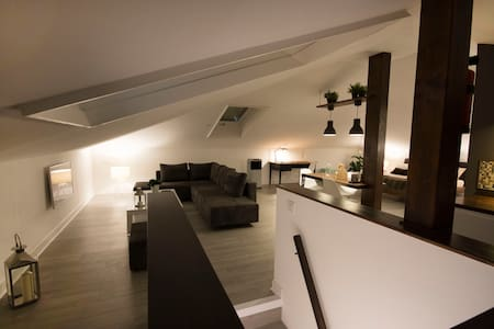 Intimate loft...rest, privacy and special dinners. - Gandia Auzoa