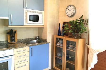 Apartamento junto a la playa de Barro, Llanes - Barro, Llanes - Leilighet