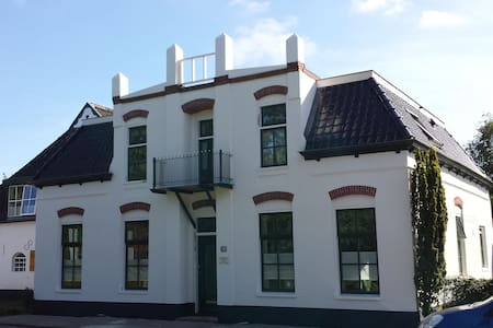 Guesthouse in the NW of Groningen - Bed & Breakfast