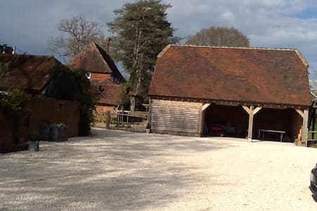 The Barn, Bull River Farm - Lewes - Pousada