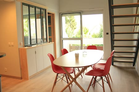 Appartement rénové 4/6 personnes à Argeles Gazost - Argelès-Gazost - Apartament