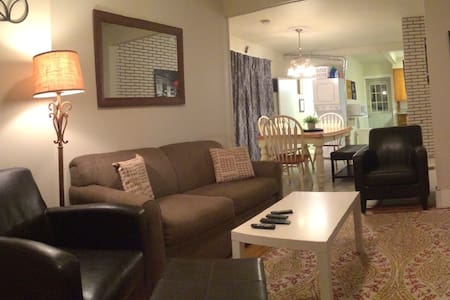 Fabulous Apartment in MetrowestArea-Near Umass Med - House