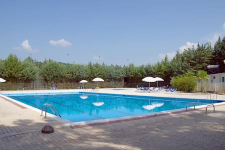 Cottage bilocale Colleverde club a 10km da Perugia - Corciano - Townhouse