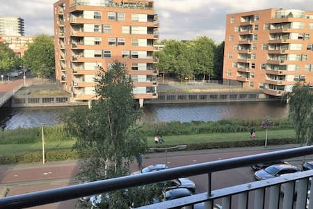 Single room in a shared Apartment - Amsterdam - Apartment