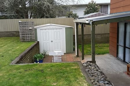 Self Contained Flat - Taumarunui - Bed & Breakfast