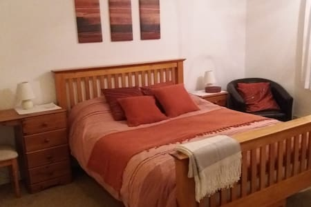 lovely room with private ensuite - Bed & Breakfast