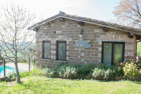 Limonaia A in Villa Con Piscina - Collevecchio - Apartment