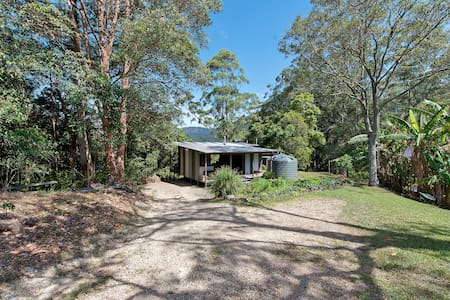 Araluen Mountain Eco Cabin - Upper Main Arm