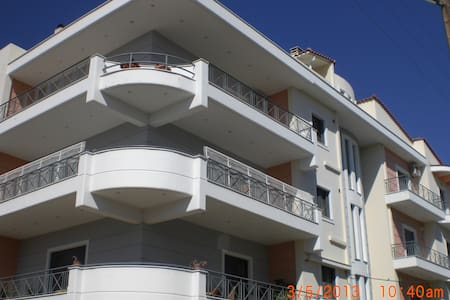 Unforgettable  Holidays in Kiato - Apartment