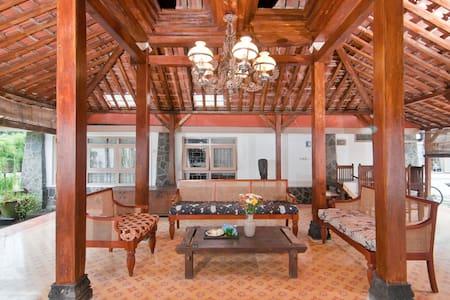 The Heritage Pavillion - Yogyakarta