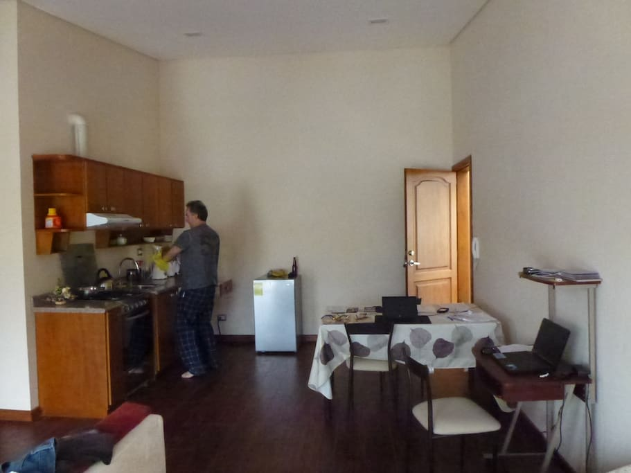 Suite in the Center of Cuenca 2