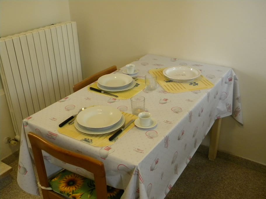 LA CASINA Assisi holiday apartment