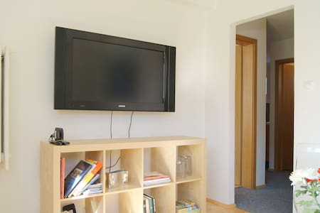 Cosy apartment, centrally located.