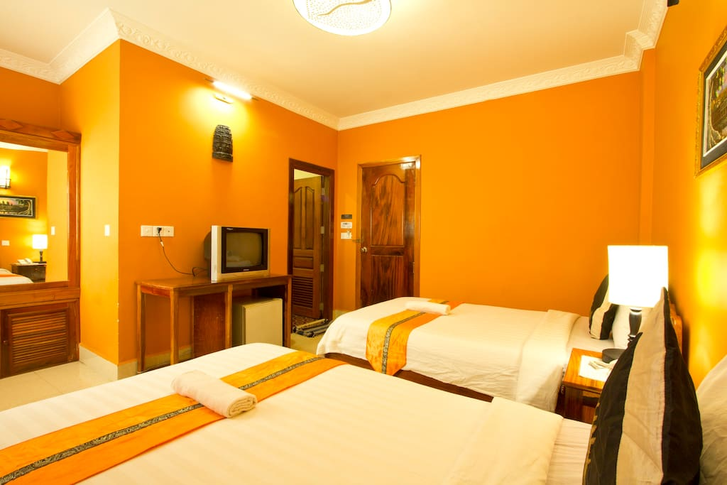 The Siem Reap Central Deluxe