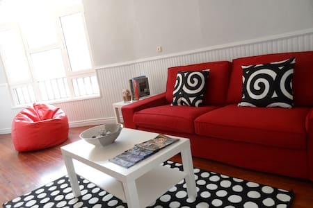 PERFECT FLAT IN A PERFECT PLACE - Elantxobe - Apartamento