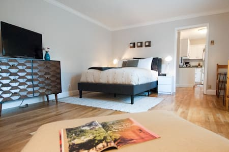 Modern Condo w/Free Yoga, Close to Downtown! - Nashville - Appartement