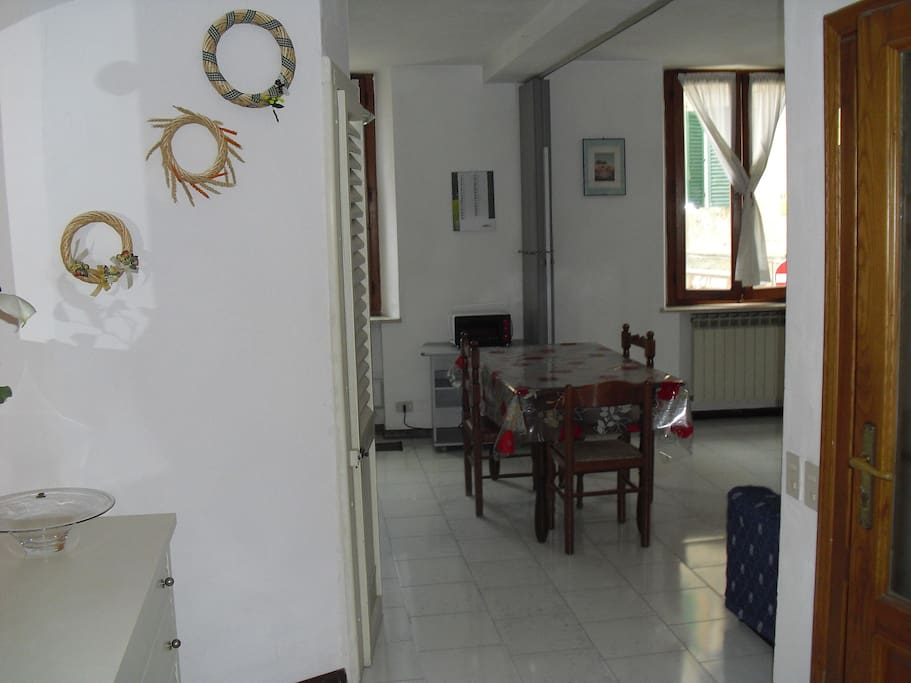Apartment in the historical center