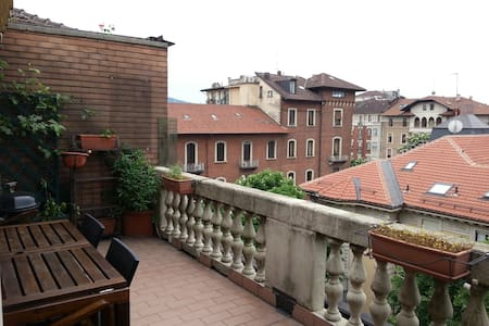 Short stay in Turin