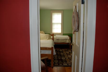 Room in Hudson Valley Farmhouse - Hopewell Junction - Ev