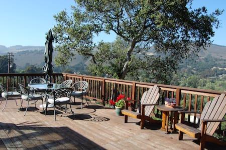 Carmel Valley Refuge-Views & Pool