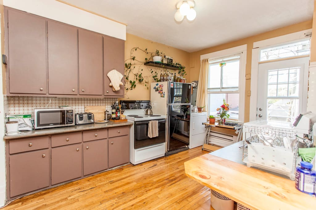 Charming 1BR apt steps from Metro!