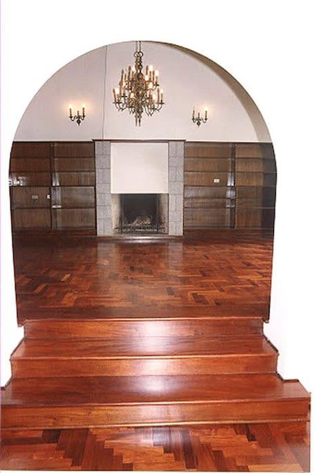 BEAUTIFUL HOUSE RENTALON CHACARILLA