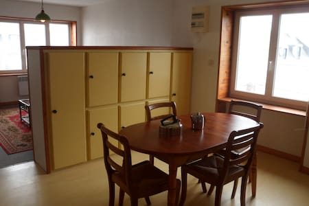 nice furnished flat in Guilvinec - Daire