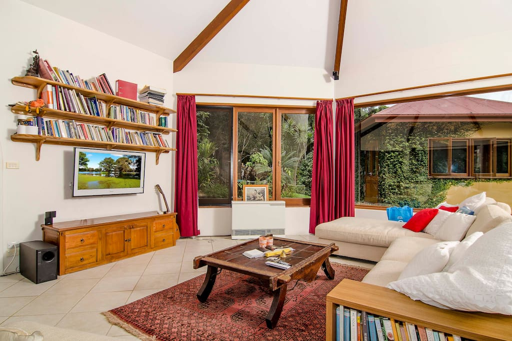 Romantic Forest Hideaway Byron Bay