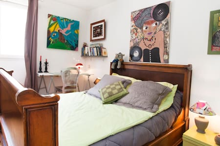 Lovely room in Bastia old center - Apartamento