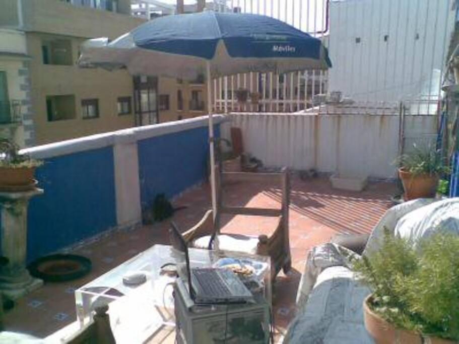 Terraza / Terrace