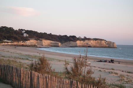 charmant studio 100m de la plage!! - Saint-Georges-de-Didonne