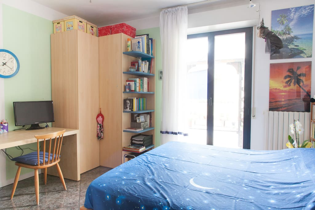 3 people Room in Rimini, Italy