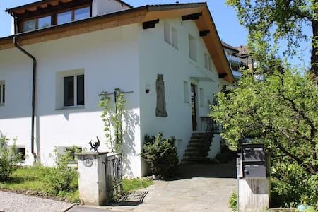 Holiday accommodation with 3 rooms, - Lucerne - Apartment