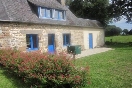 Maison  baie du Mont saint Michel - Rumah
