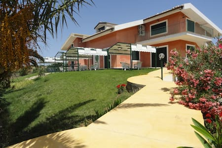 Alficodindia Holiday House - Menta - Sampieri - Apartamento