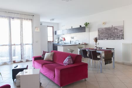 your room with bath in Cesenatico - Apartment