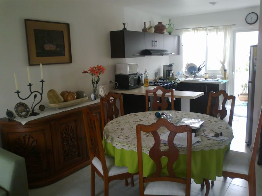 House rent studio Aguascalientes