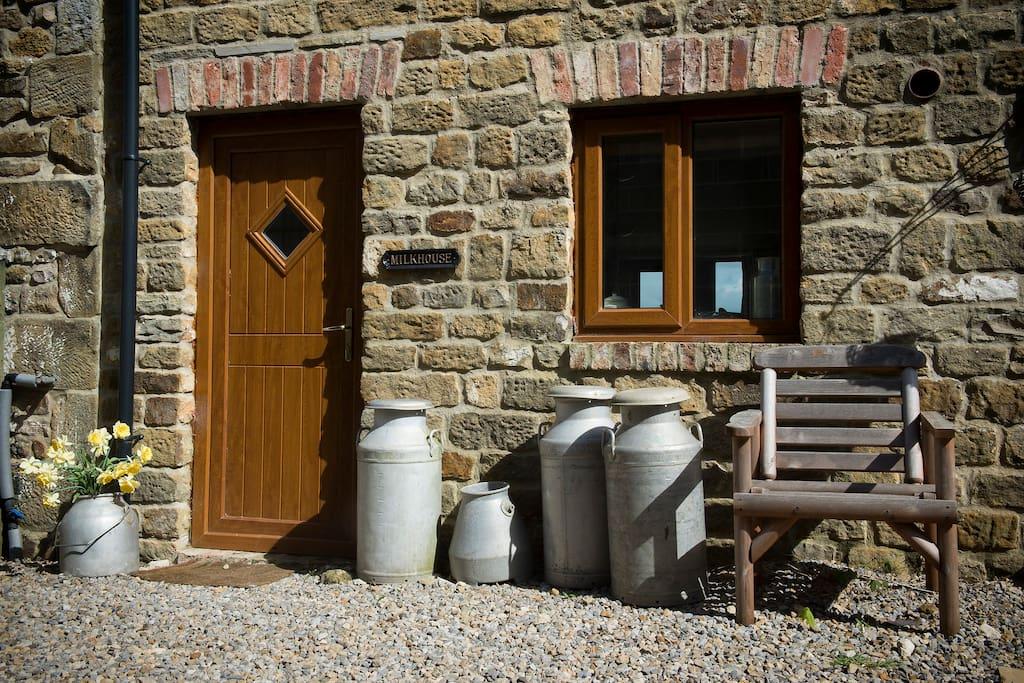 Barn conversion one bedroom