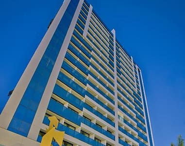 Flat no Setor Hoteleiro Norte - Leilighet